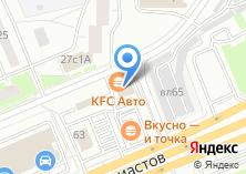 Компания «Техцентр на шоссе Энтузиастов» на карте