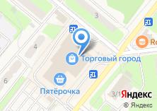 Компания «Эридан» на карте