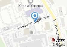 Компания «Шиномонтаж53» на карте