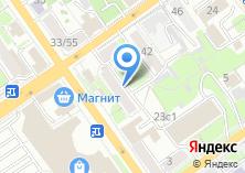 Компания «Аптека №142» на карте