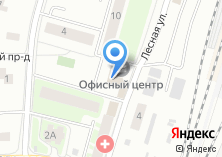 Компания «Судебная лаборатория г. Пушкино» на карте