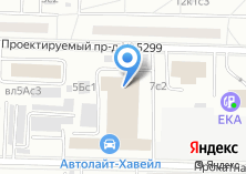 Компания «UJService» на карте