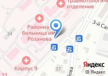 Компания «Храм Пантелеймона Целителя при Районной больнице им. профессора В.Н. Розанова» на карте