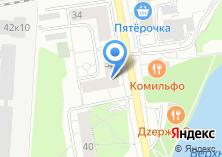 Компания «Центр дезинфекции Люберецкого района» на карте