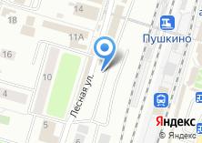 Компания «FDK» на карте