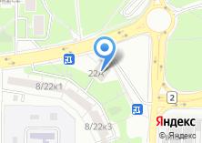 Компания «Ивановское» на карте