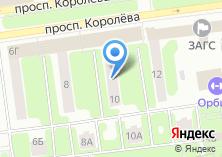 Компания «TortVIP» на карте