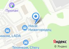 Компания «АвтоРезерв» на карте