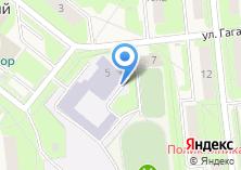 Компания «Востряковская средняя общеобразовательная школа №3 с углубленным изучением отдельных предметов» на карте