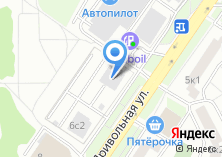 Компания «Жулебино-Приволье» на карте