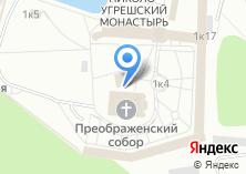 Компания «Собор Николая Чудотворца в Николо-Угрешском монастыре» на карте