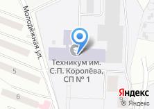 Компания «Профессиональное училище №72» на карте
