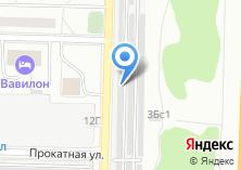Компания «Автостоянка МГСА» на карте
