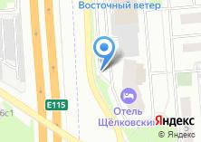 Компания «Строящееся административное здание по ул. 1 Мая микрорайон (Балашиха)» на карте