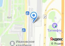 Компания «Автостоянка №97» на карте
