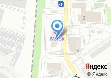 Компания «*белая дача*» на карте