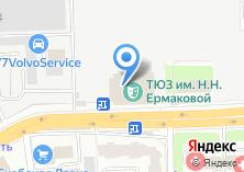Компания «Топ проект» на карте