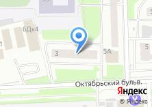 Компания «ЭликсКлиник» на карте