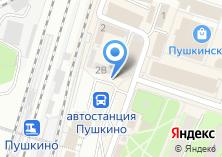 Компания «Булочная» на карте