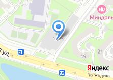 Компания «АвтоВольт» на карте