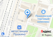 Компания «Из Европы» на карте