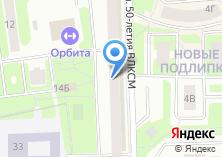 Компания «Корейко» на карте