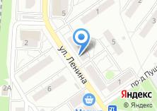 Компания «Почтовое отделение №140091» на карте