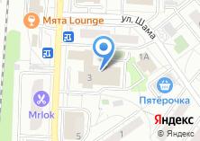 Компания «Жалюзи Котельники» на карте