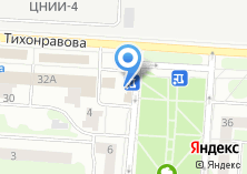 Компания «Зоомагазин» на карте