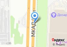 Компания «Редбайк» на карте