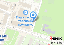 Компания «Магазин круп» на карте