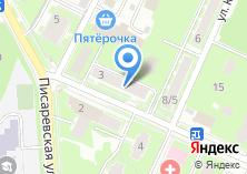 Компания «Роспотребнадзор» на карте