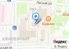 Компания «СТС ТУР» на карте