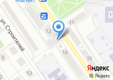 Компания «Автодоговор24» на карте