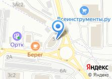 Компания «Иннова-Аудит» на карте