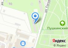 Компания «Нотариус Яковлева С.В» на карте