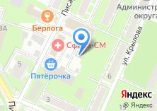 Компания «Пушкино Сервис» на карте