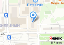 Компания «MaxiFit» на карте