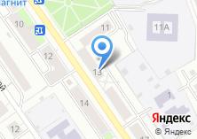 Компания «Аврора» на карте