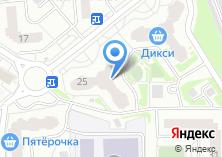 Компания «Астерра» на карте