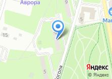 Компания «Пушкинский союз садоводов» на карте