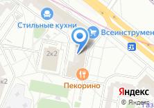 Компания «Виоланта» на карте