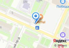Компания «Копировальный центр на Московском проспекте» на карте