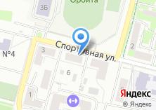 Компания «Шоколад» на карте