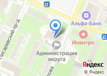 Компания «Администрация Пушкинского муниципального района» на карте