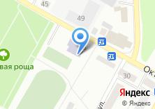 Компания «Анты» на карте