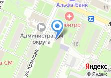 Компания «ВВС Потолок - Производство и монтаж натяжных потолков» на карте
