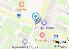 Компания «Сеть сервисных центроsscervice» на карте