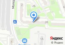 Компания «Реутовский центр занятости населения» на карте