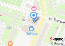 Компания «Ювелиры Москвы» на карте